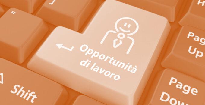 Informazione riservata: opportunità di lavoro